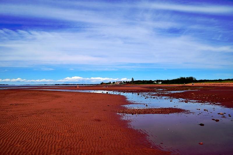 Rushton Beach, Marshville, Nova Scotia