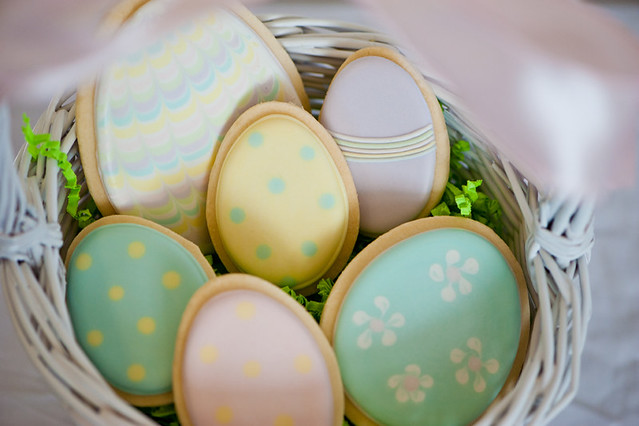 pastel eggs easter sweet - photo #29