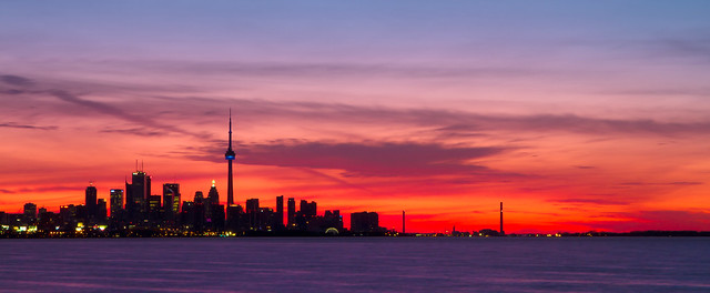 Just another Toronto sunrise
