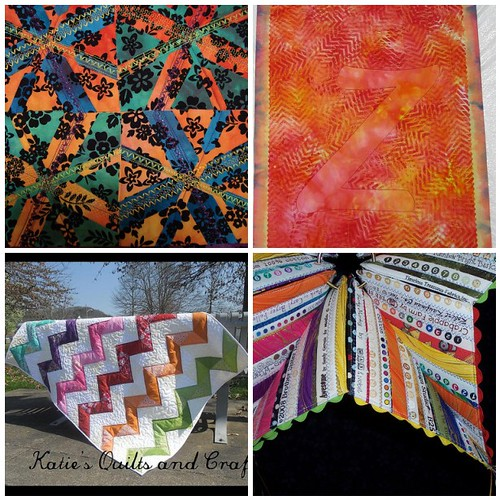 Project QUILTING - Season 3, Challenge 6:  Ziggin & a Zaggin - A Closer Look, Part 2