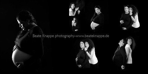 a verry special moment for a Mother! by Beate Knappe