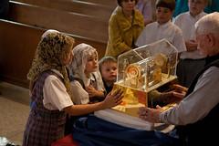 Visit of St Mary Magdalene Relic - November 06 2009