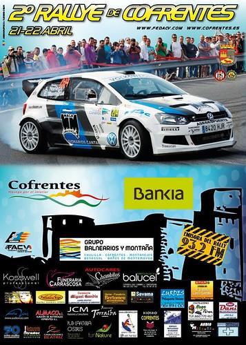 Rallye Cofrentes 2012