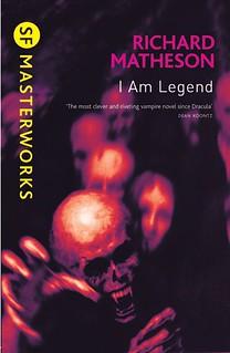Richard Matheson  - I Am Legend Cover