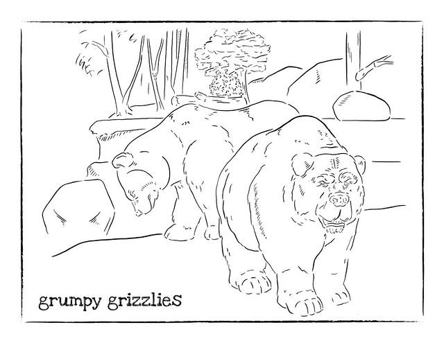 memphis grizzlies coloring pages - photo#22