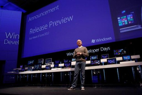 Windows 8 Preview Release 1