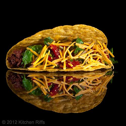 Kitchen Riffs: Quick and Easy Tacos