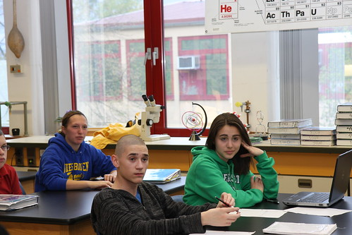 USACE, Wiesbaden Schools team up for Earth Day 2012