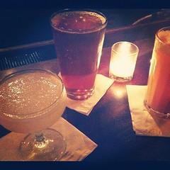Cocktails at new bar Beloved