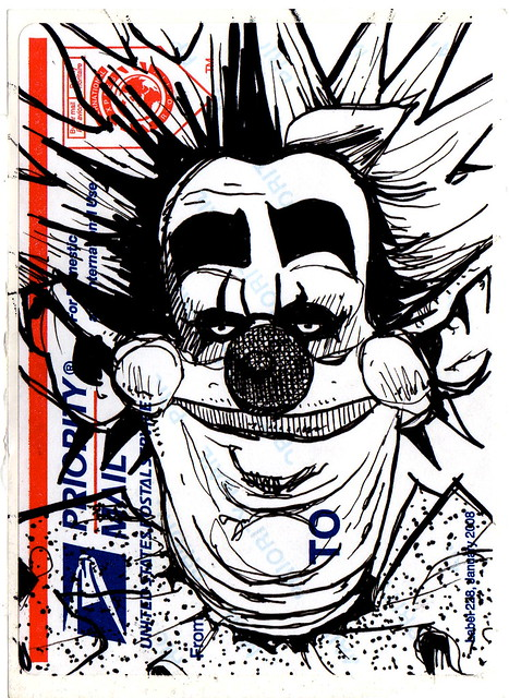 Killer klown 2 a killer klowns from outer space kinda for Killer klowns 2