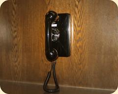 Antique Phone from Grove Park Inn