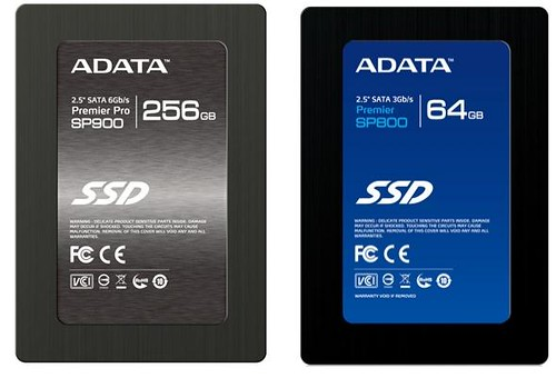 ADATA SSD SP900 and SP800