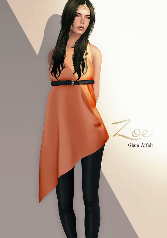 -Glam Affair- Zoe dress_C88