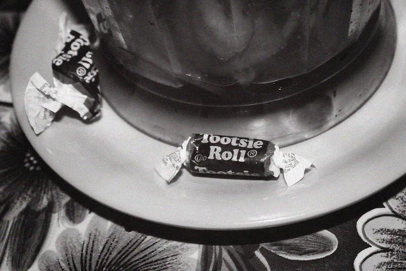 Tootsie Roll - ChaChaCha - S.F. (IMG_5644_BW)