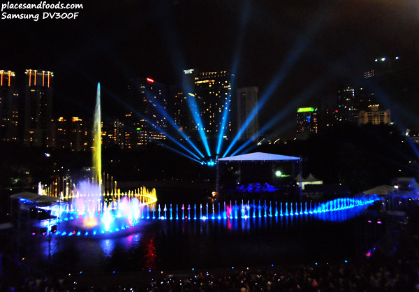 KL International Music & Light Festival 2012 Pictures 1