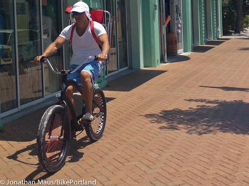Bikes in Siesta Key, Florida-20