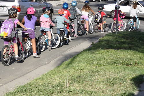 ride your bike to school day