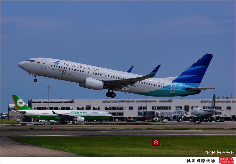Garuda Indonesia PK-GMN客機001