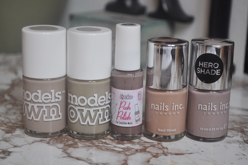 top 5 neutral nail polishes models own eyeko nails. inc