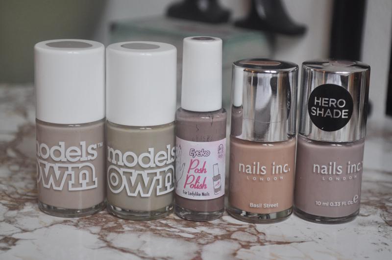 top 5 neutral nail polishes models own eyeko nails. inc