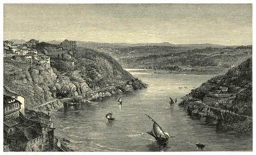 010-El Duero desde Virtudes-Fair Lusitania -1874
