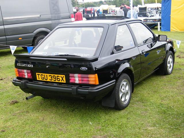1984 ford escort xr3i