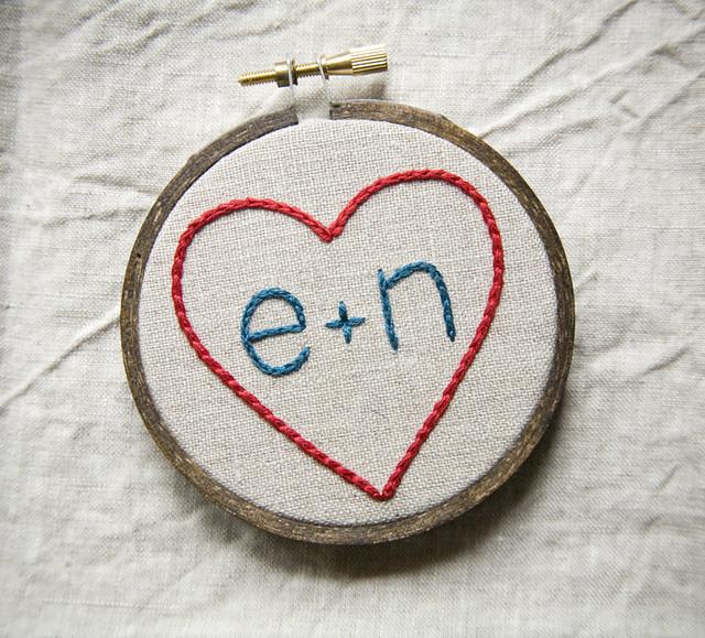 e + n