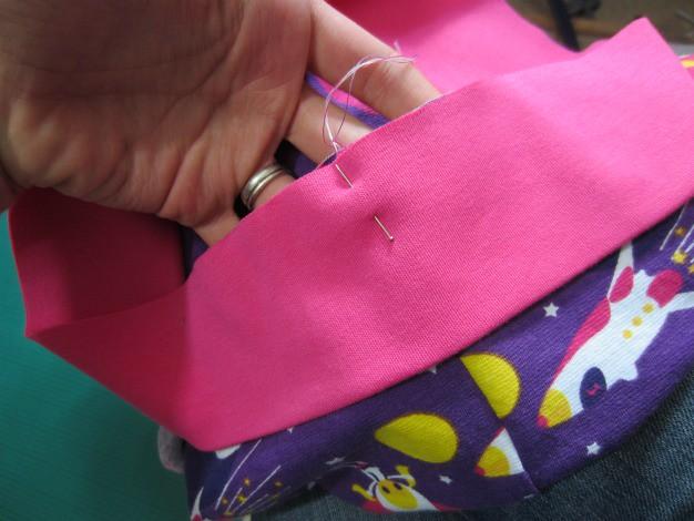 14 pin waistband