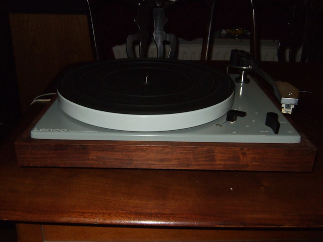 Lenco B52 Turntable | Flickr - Photo Sharing!