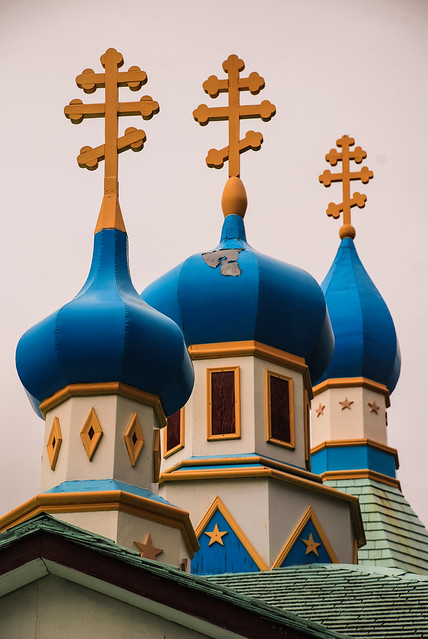 Kenai Russian Orthodox Church