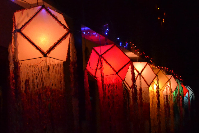 Vesak lanterns vesak is considered as both a religious for How to make a beautiful lantern