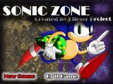 juego sonic zone