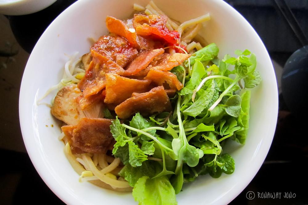 Cao lầu - Noodles