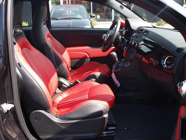 2012 Fiat 500 Abarth 12