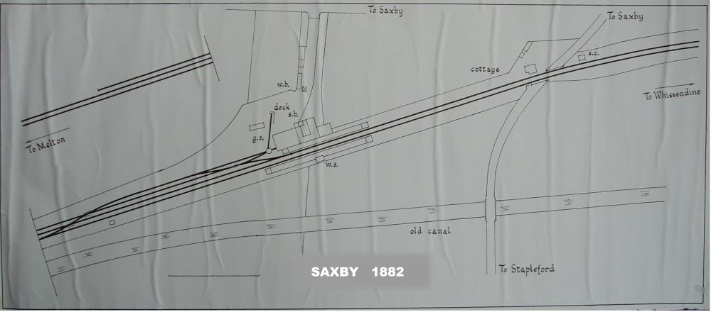 SAXBY 5