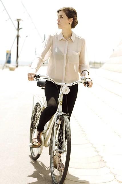 Barcelona Cycle Chic