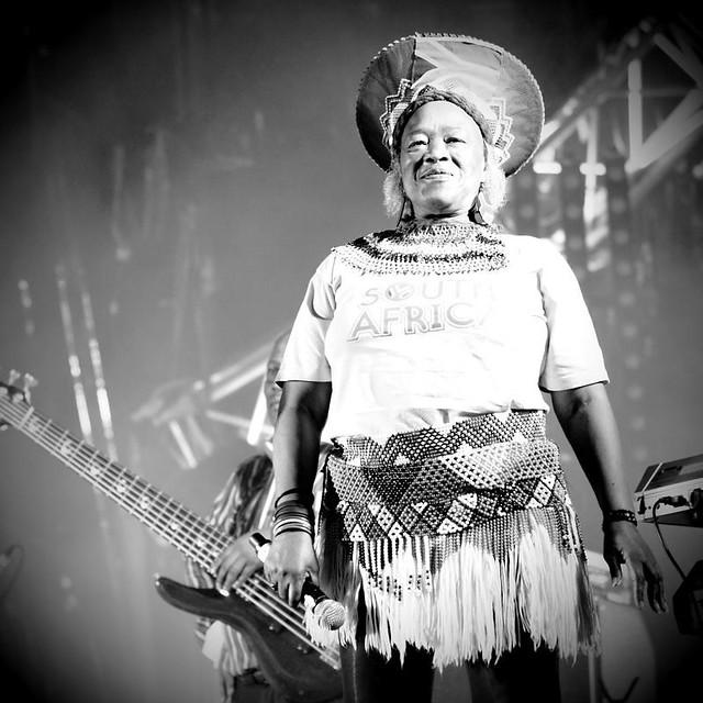 Hommage à Miriam Makeba