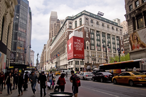 Macy's from the Bottom