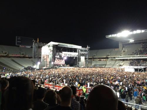 Bruce Springsteen Barcelona 17 mayo 2012