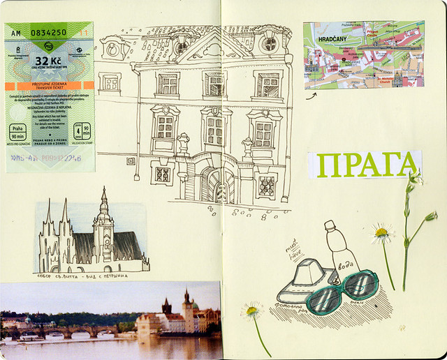 Prague Travelbook 1