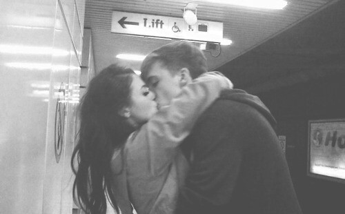 black and white couple on Tumblr |Tumblr Couples Photography Black And White
