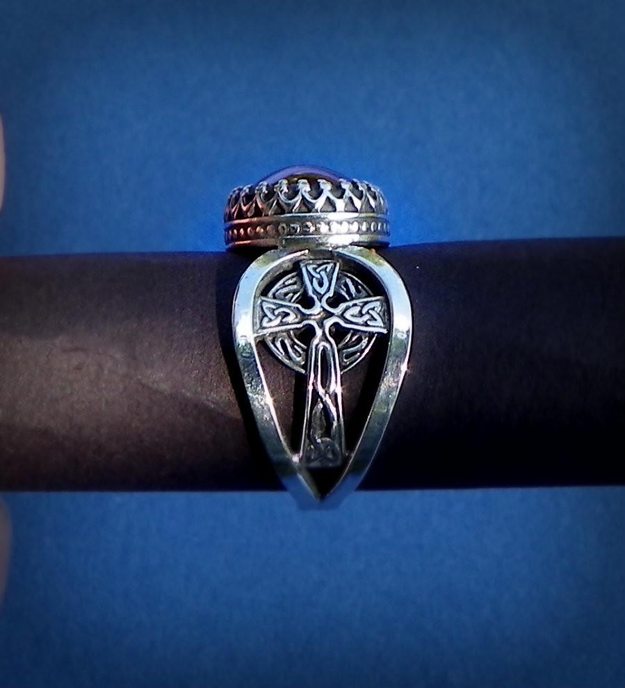 Pagan Wedding Ring 42 Fabulous St Brigid Ring of