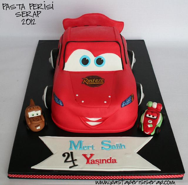 cars2 pastası
