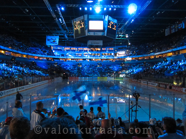 IIHF World Champpionship Final Game 2012