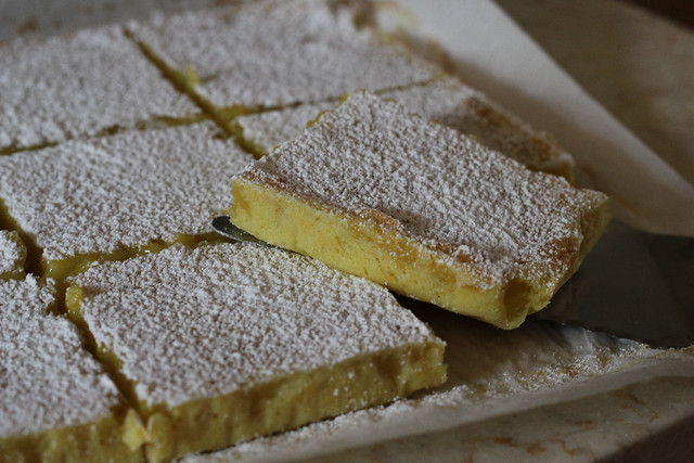 Lemon and Orange Bars