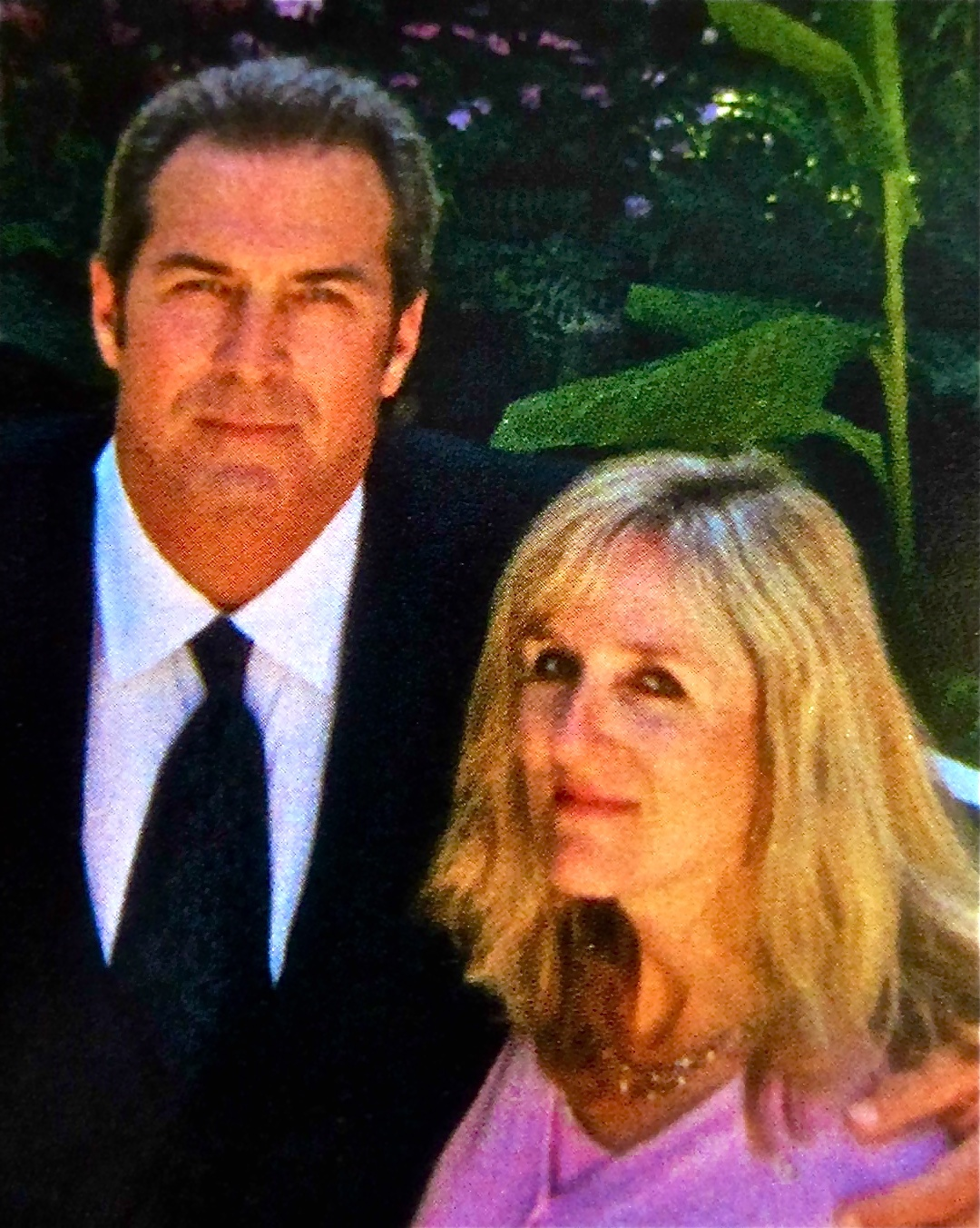 Robbie and Jeannie Anderson