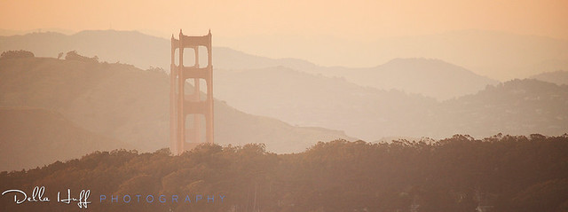 Golden Gate Haze
