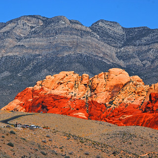 Red Rock Canyon #1621