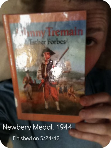 The Newbery Challenge: Johnny Tremain