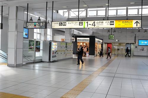 大崎駅轉車